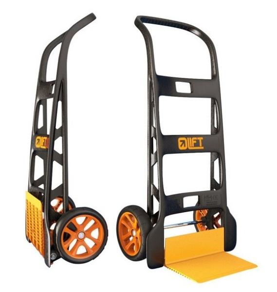 Ročni voziček za vsestransko uporabo