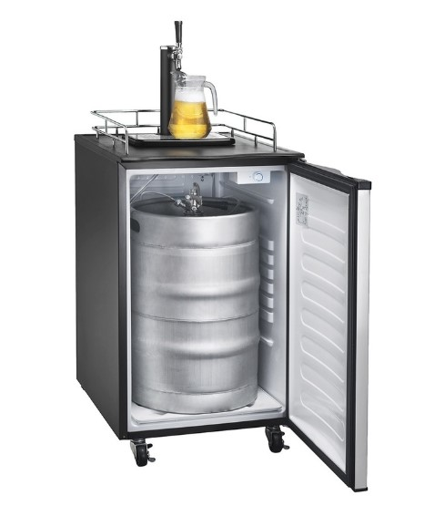 Kegerator je specializirana naprava za točenje piva
