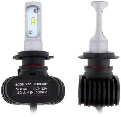 LED luči vsebujejo svoj hladilni sistem