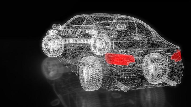 Glavne komponente električnega sistema v avtomobilu